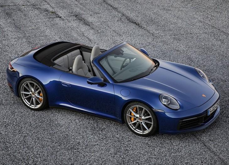 Porsche911 Cabrio 3