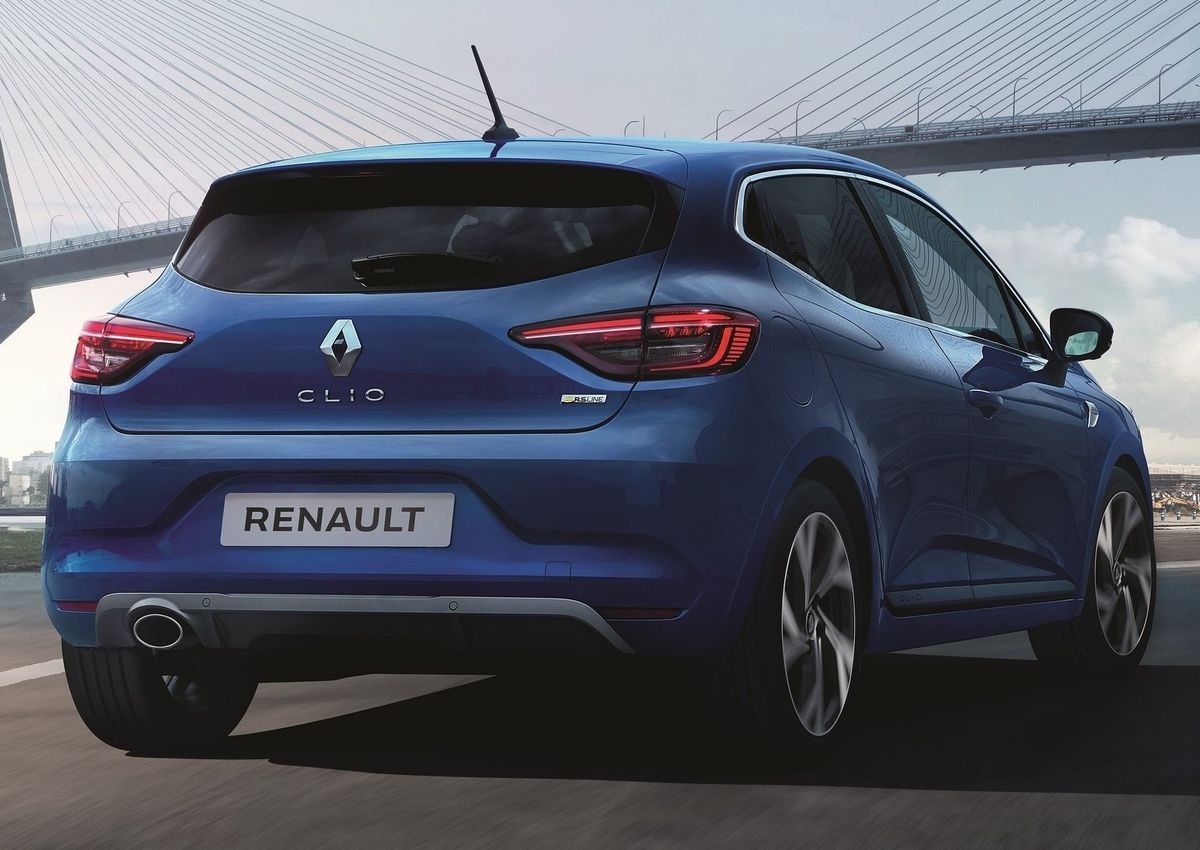 New Renault Clio Revealed - Cars.co.za
