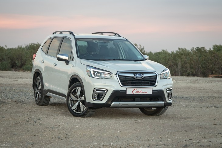 Subaru Forester 2 0i S Es 2019 Review Cars Co Za