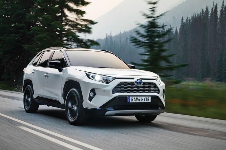 Toyota Rav4 2019 International Launch Review Cars Co Za