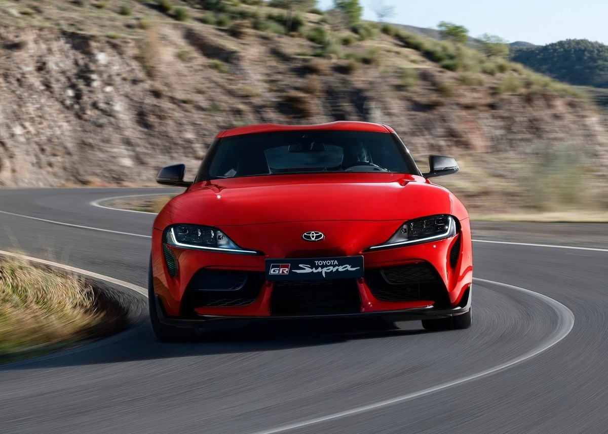 Cars Toyota: 2020 Toyota Supra Finally Goes Official