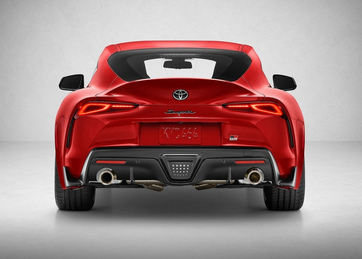 2020 Toyota Supra Finally Goes Official Cars Co Za