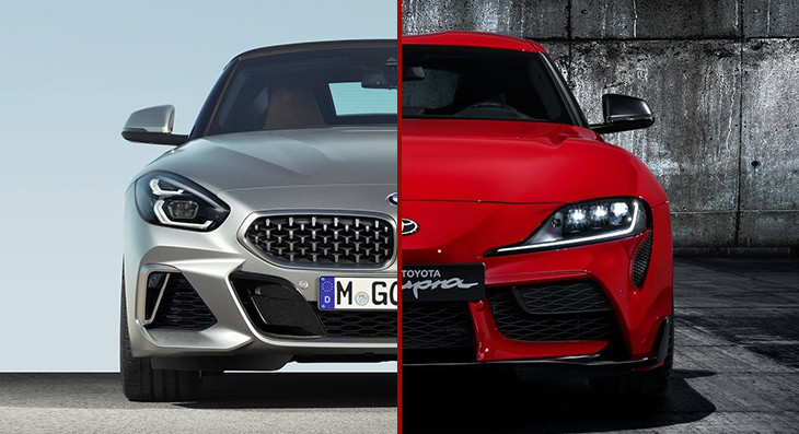 Toyota Supra vs BMW Z4: How Different Are They? - Cars co za