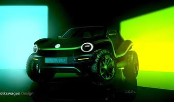 Volkswagen Dune Buggy Teaser