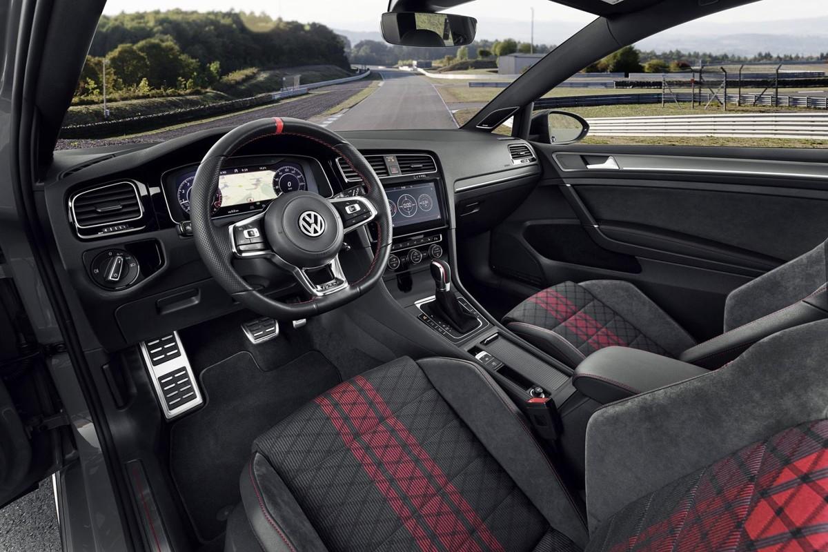 New Vw Golf Gti Tcr Unleashed Cars Co Za