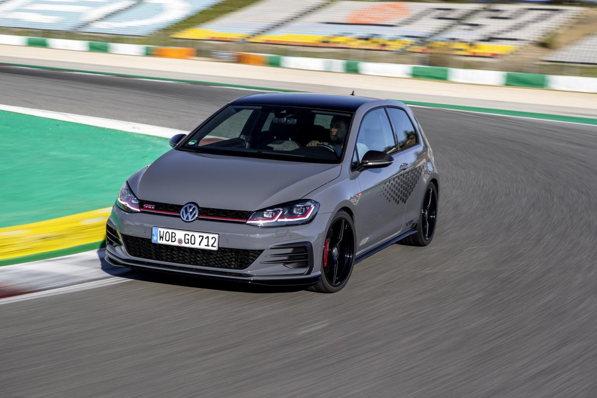 Golf Gtd Review >> New VW Golf GTI TCR Unleashed - Cars.co.za