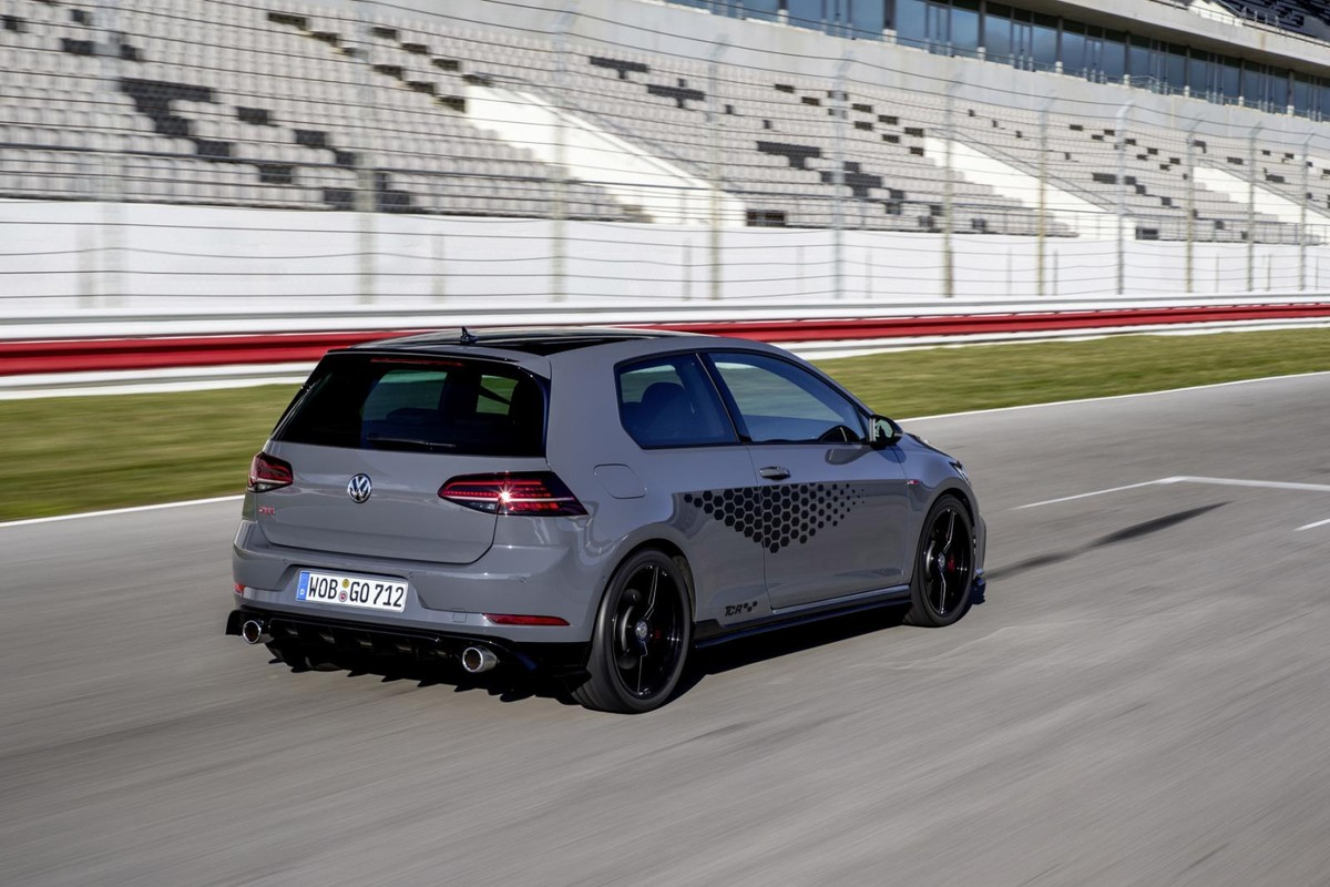 New Vw Golf Gti Tcr Unleashed Cars Co Za