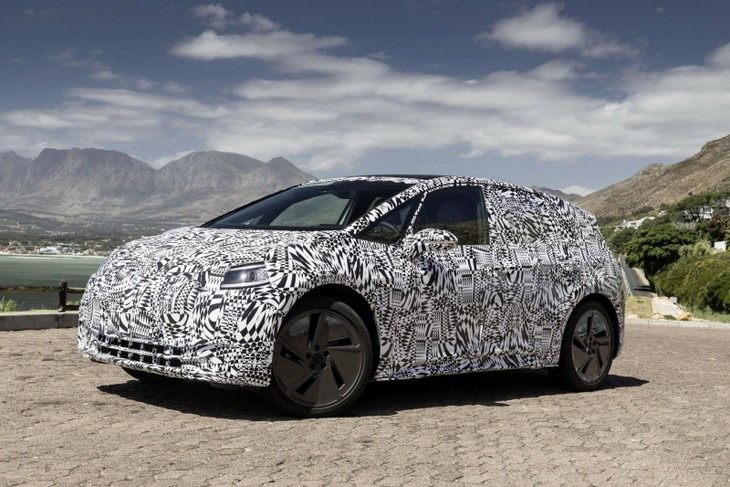 Volkswagen Tests New Id Electric Car In Sa Cars Co Za