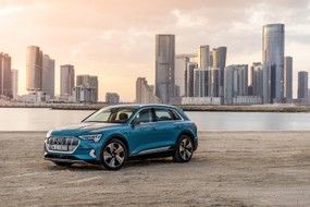 Audi e-tron (2019) International Launch Review