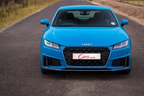 Audi TT Coupe 45 TFSI S tronic (2019) Review