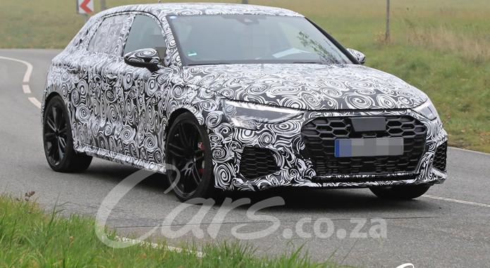 Audi RS3Spy 2