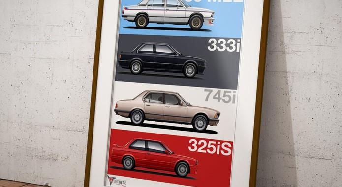 BMW Frame