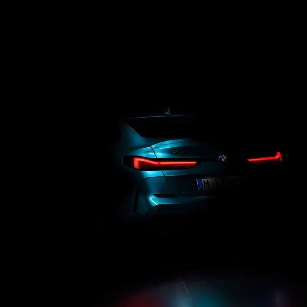 BMW 2 Series Gran Coupe Teased Again