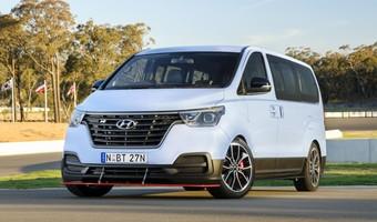 Hyundai H1 4