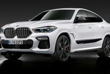 2020 Bmw X6 With M Performance Parts
