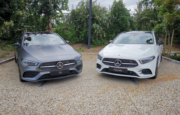 Mercedes-Benz CLA & A-Class Sedan (2019) Launch Review