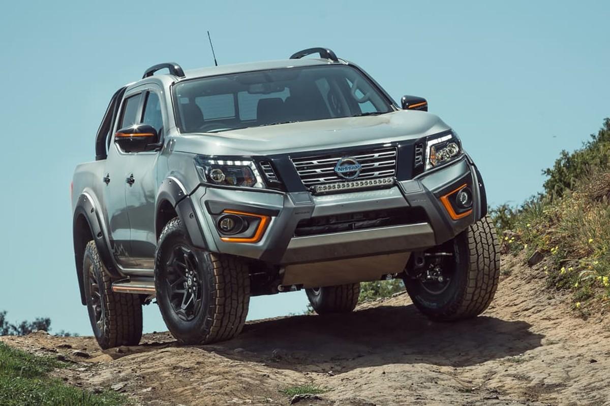 Nissan Reveals Raptor Rival Cars Co Za