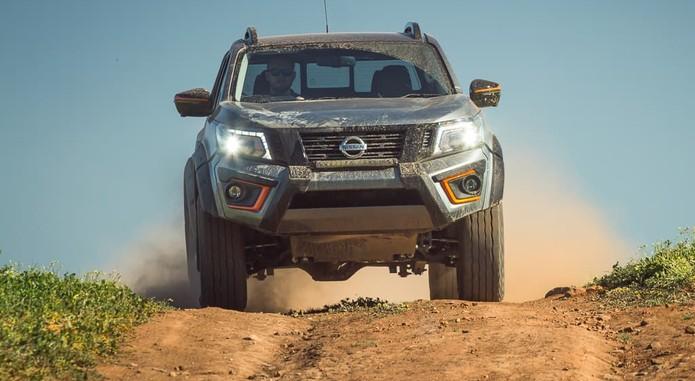 2019 Nissan Navara N Trek Warrior 16