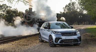Range Rover Velar SVAutobiography (2019) Launch Review