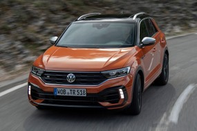 Volkswagen T-Roc R (2019) International Launch Review