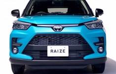 Toyota Raize 1