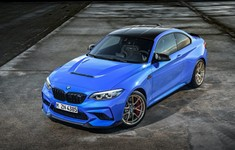 BMW M2 CS Photos Images 43 830x553