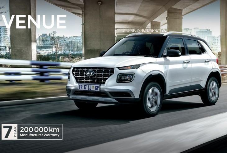Hyundai Venue 2019 Specs Amp Price Cars Co Za