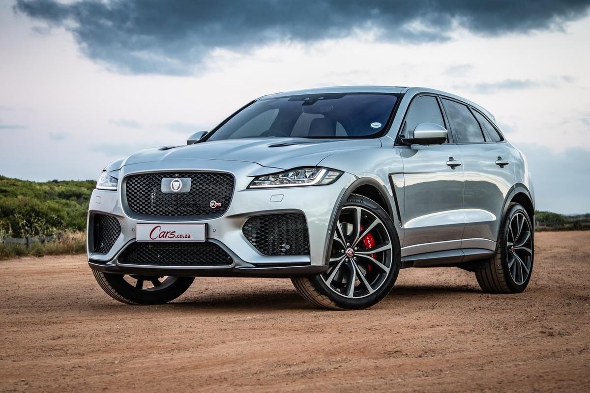 Jaguar F-Pace SVR (2019) Review - Cars.co.za