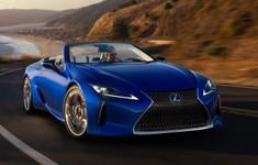 2021 Lexus LC500 Convertible 17