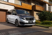 Mercedes Benz V Class Tuning Larte Design 10