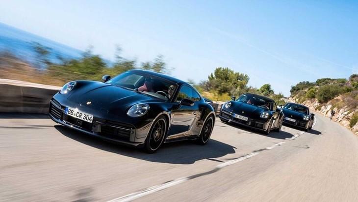992 Porsche 911 Turbo Prototypes2