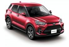 Toyota Raize 4