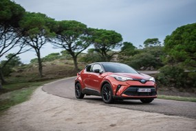 Toyota C-HR (2020) International Launch Review