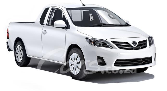 ToyotaQuestbakkie