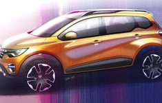 New Renault TRIBERsketch