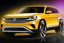 2021 Volkswagen Atlas 01