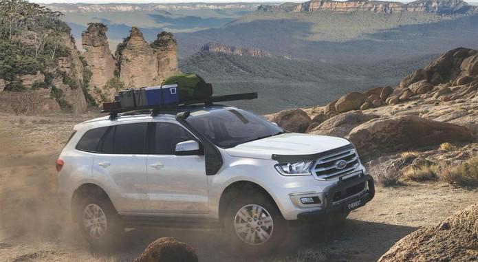 Ford Everest BaseCamp Accessories Pack Australia Spec 2