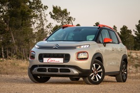 Citroen C3 Aircross 1.2T Feel (2019) Review