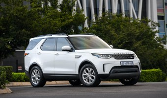 LR Discovery 5
