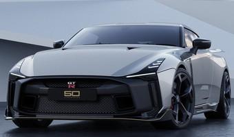 Italdesign GTR 1
