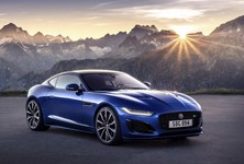 2021 Jaguar F Type Facelifposemain