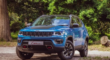 Jeep Compass 2.4 4x4 Trailhawk (2019) Review