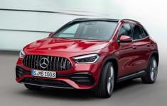 Mercedes Benz Gla 35 Amg 20204