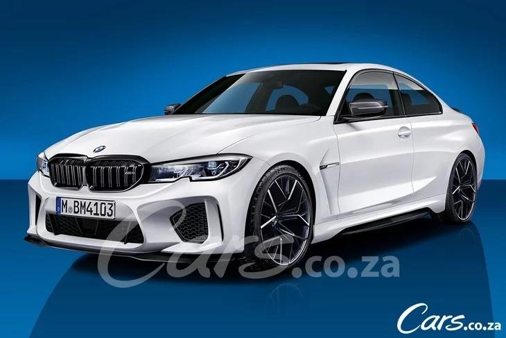Spy Shots 2020 Bmw M3 Cars Co Za