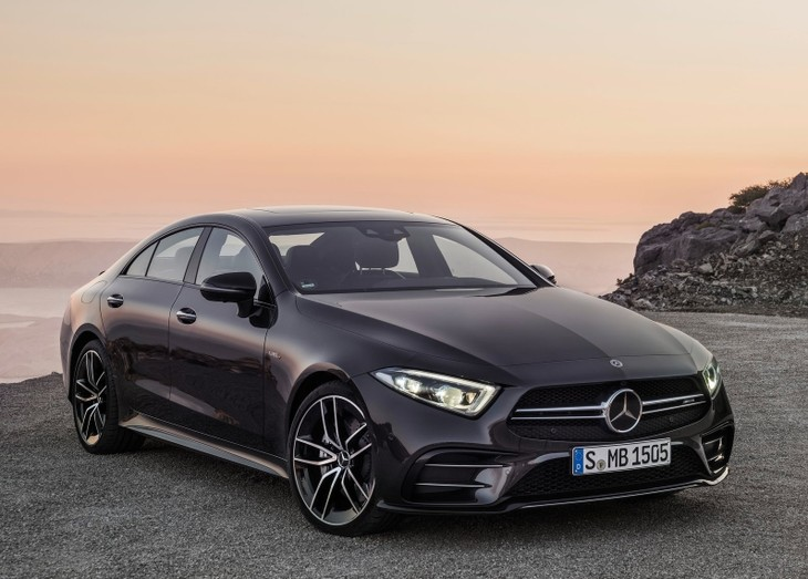 Mercedes Amg Cls 53 4matic 2019 Specs Amp Price Cars Co Za
