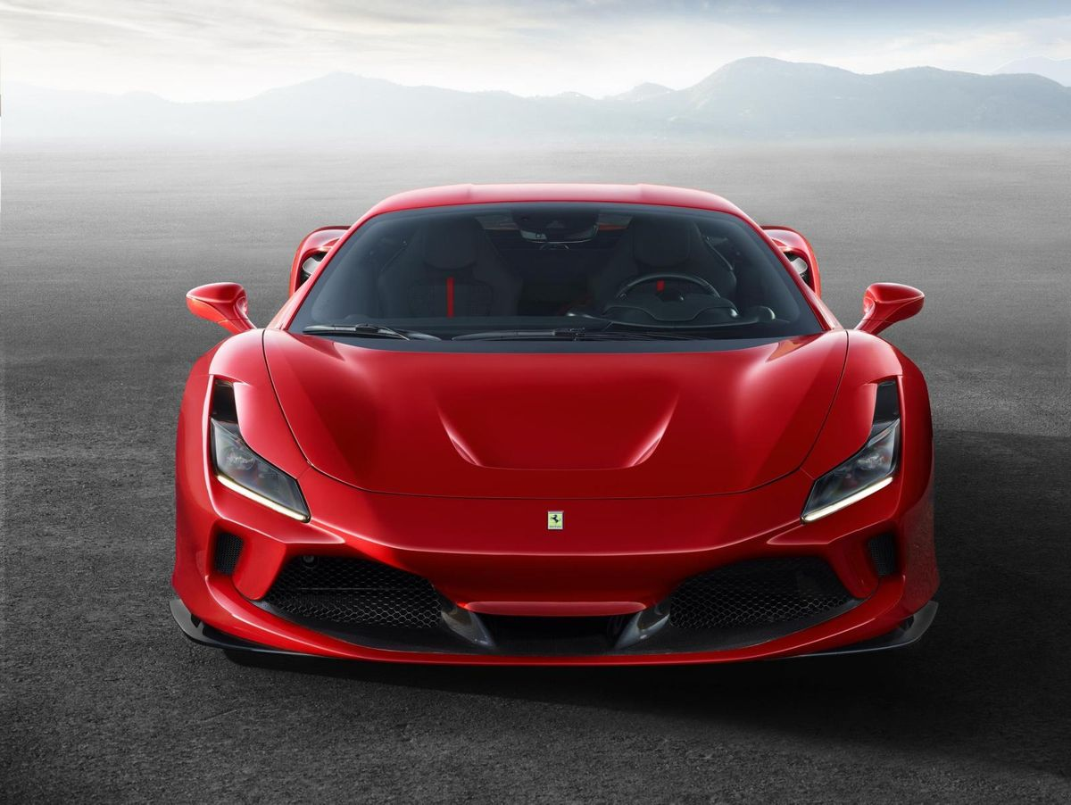 ferrari unveils f8 tributo - cars.co.za