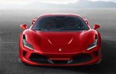 Ferrari F8 4