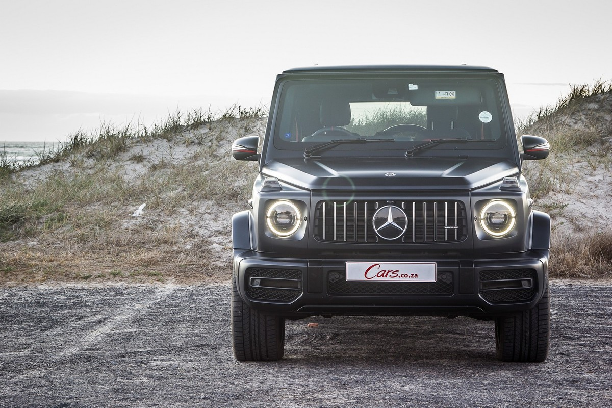 Mercedes-AMG G63 Edition 1 (2019) Review - Cars co za