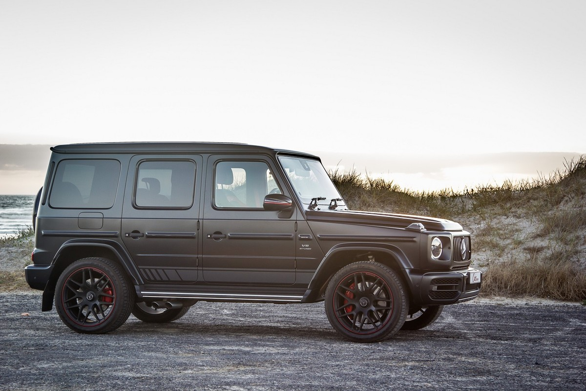 mercedes-amg g63 edition 1  2019  review