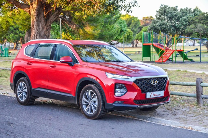 hyundai santa fe 2 2d premium 2019 review. Black Bedroom Furniture Sets. Home Design Ideas